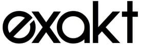 exakt logo black